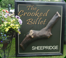 Crooked Billet, Little Marlow